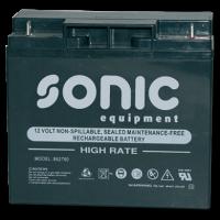 Batterie 12V -800A (180x75x168mm) für MicroBooster 12V/800CA